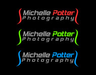 Michelle Potter Photography Logo - Entry #237