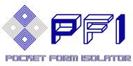 Pocket Form Isolator Logo - Entry #299