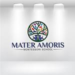 Mater Amoris Montessori School Logo - Entry #647
