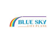 Blue Sky Life Plans Logo - Entry #243