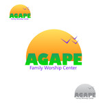 Agape Logo - Entry #36