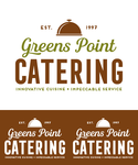 Greens Point Catering Logo - Entry #27