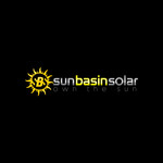 Sun Basin Solar Logo - Entry #67