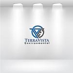 TerraVista Construction & Environmental Logo - Entry #75