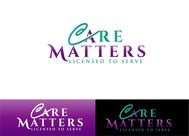 Care Matters Logo - Entry #169