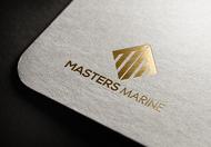 Masters Marine Logo - Entry #127