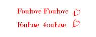 Four love Logo - Entry #96