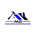 MD Building Maintenance Logo - Entry #39