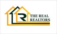 The Real Realtors Logo - Entry #64