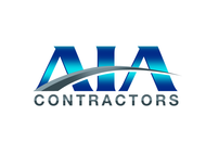 AIA CONTRACTORS Logo - Entry #36