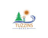 Tuzzins Beach Logo - Entry #166