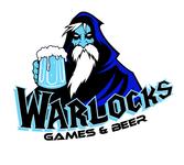 Warlocks Games and Beer Logo - Entry #11