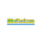 iHireFood.com Logo - Entry #38