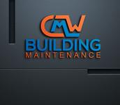 CMW Building Maintenance Logo - Entry #424
