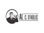 Al C. O'Holic Logo - Entry #80