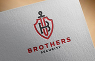 Brothers Security Logo - Entry #214