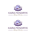 Kara Fendryk Makeup Artistry Logo - Entry #114