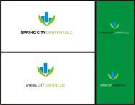 Spring City Content, LLC. Logo - Entry #39