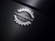 Hard drive garage Logo - Entry #81