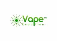 Vape Reaction Logo - Entry #9