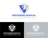 Empowered Financial Strategies Logo - Entry #311