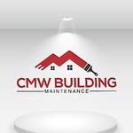 CMW Building Maintenance Logo - Entry #118