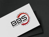 Bill Blokker Spraypainting Logo - Entry #54