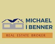 Michael Benner, Real Estate Broker Logo - Entry #116