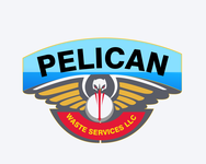 Pelican Waste Services LLC Logo - Entry #24