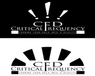 Critical Frequency Logo - Entry #37