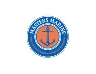 Masters Marine Logo - Entry #360