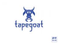 Tapegoat Logo - Entry #8