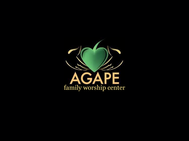 Agape Logo - Entry #208