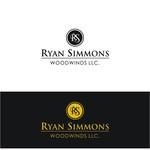 Woodwind repair business logo: R S Woodwinds, llc - Entry #2