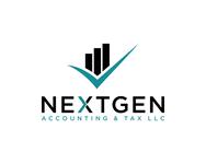 NextGen Accounting & Tax LLC Logo - Entry #160