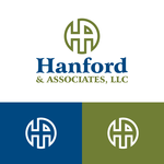 Hanford & Associates, LLC Logo - Entry #370