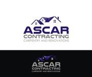 ASCAR Contracting Logo - Entry #36