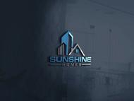 Sunshine Homes Logo - Entry #557