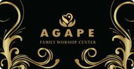 Agape Logo - Entry #179