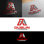Dublin Ladders Logo - Entry #241
