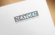 NextGen Accounting & Tax LLC Logo - Entry #608