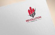 Revolution Fence Co. Logo - Entry #85