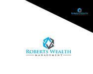 Roberts Wealth Management Logo - Entry #41