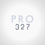 PRO 327 Logo - Entry #197