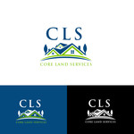 CLS Core Land Services Logo - Entry #106
