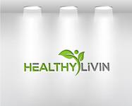 Healthy Livin Logo - Entry #245