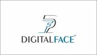 Digital Face Logo - Entry #10