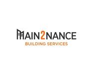 MAIN2NANCE BUILDING SERVICES Logo - Entry #108