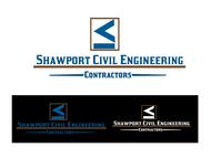 Shawport Civil Engineering Contractors Logo - Entry #2