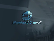 Shepherd Drywall Logo - Entry #380